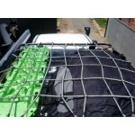 Roof Rack + Roof Bag + Cargo Net PACKAGE