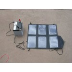 20 Watt Solar Panel - emergency back up power - phone and accessory chrager
