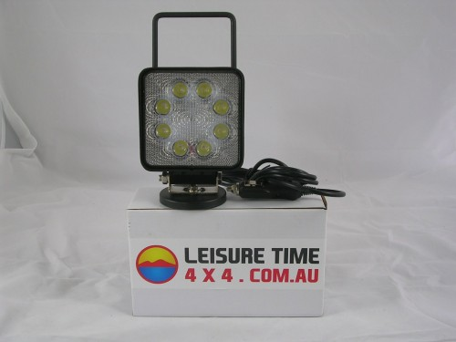 LED Work Light 24 Watt with lighter plug