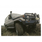 Snorkel - Toyota Landcruiser 75 Series Narrow Front 1998-07 Petrol and Diesel